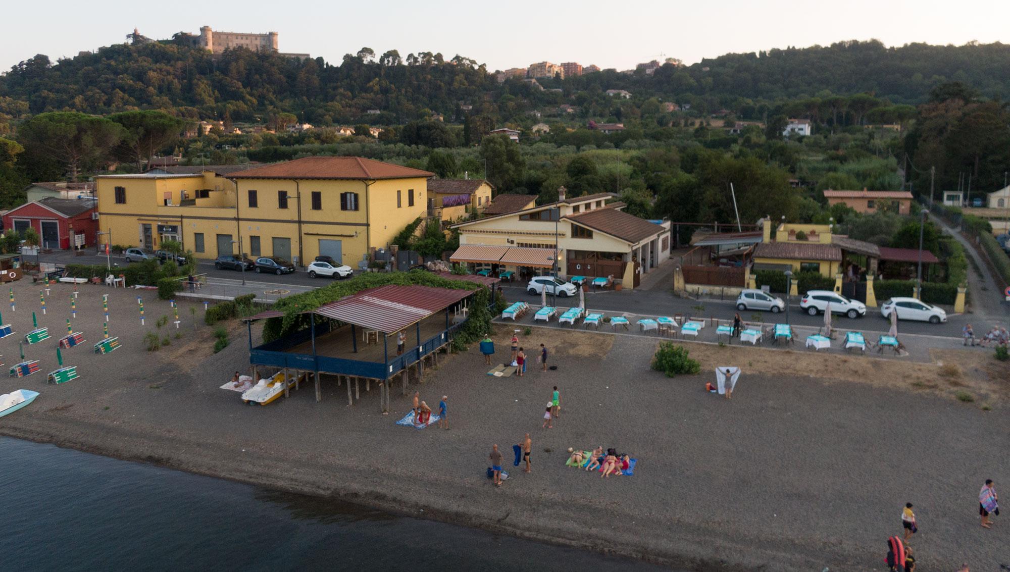 Ristorante Lago Bracciano La Tramontana